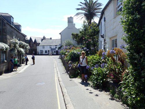 Huvudgatan i St Mary's.