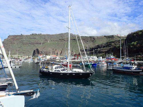 Båten Bengt seglar mot Karibien och nya äventyr.