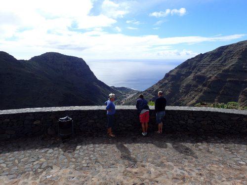 Man ska inte missa Valle Gran Rey, konungarnas dal, på La Gomera.